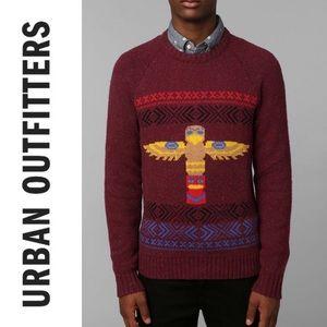 UO Character Hero JOE Sweater Crew Neck